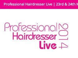 Come and see us at # PROHAIRLIVE14