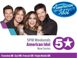 Cinderella Hair loves American Idol!