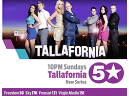 TALLAFORNIA – deliciously scandalous!