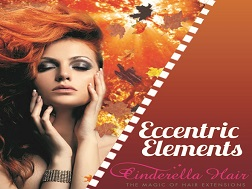 Embrace Autumn with Cinderella Hair's Eccentric Elements
