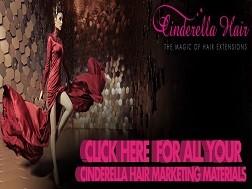 Cinderella Hair Marketing Materials