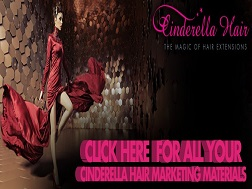 Cinderella Hair Marketing Materials