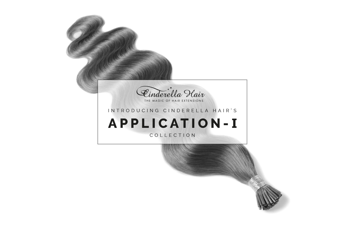Cinderella Hair's Application-I Collection, is Cinderella Hair's Stick Tip I-Tip Hair Extensions application method