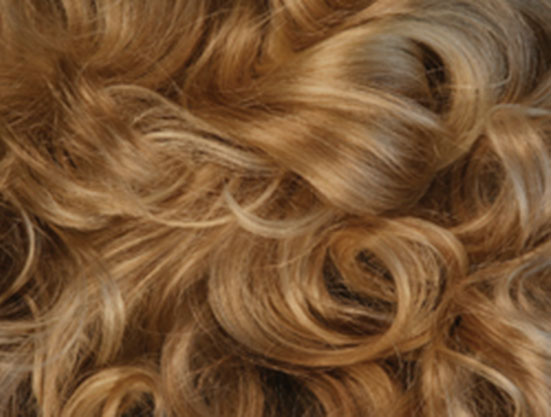 Image of Curly Permed Cinderella Hair Extensions
