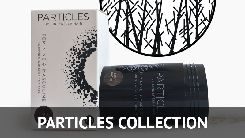 See our Particles collection