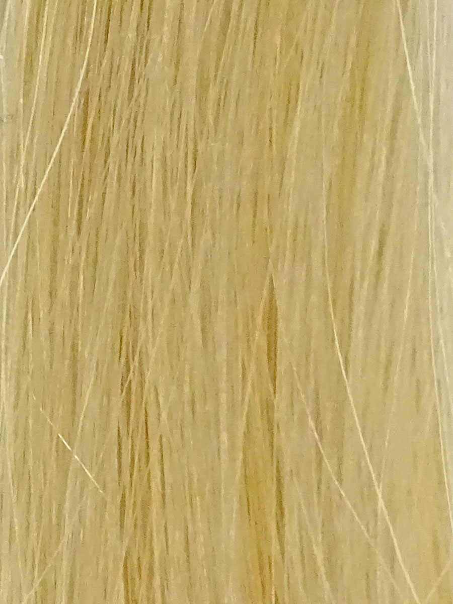 Image of Cinderella Hair Extensions colour Platinum Pre-Bonded Hair Extensions & Application-I Stick Tip/I-Tip Hair Extensions