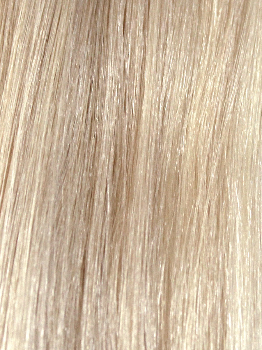 Image of Cinderella Hair Extensions Colour Blonde Bomb. Pre-Bonded Hair Extensions & Application-I Stick Tip/I-Tip Hair Extensions