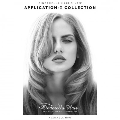 Image of Cinderella Hair's Application-I Stick Tip I-Tip Hair Extensions