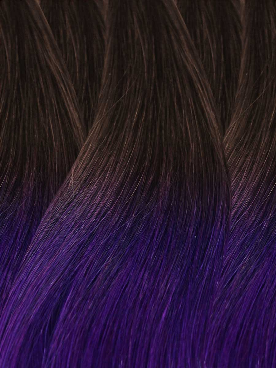 Image of Cinderella Hair's Balayage Hair Extension's BA10 Colour Swatch