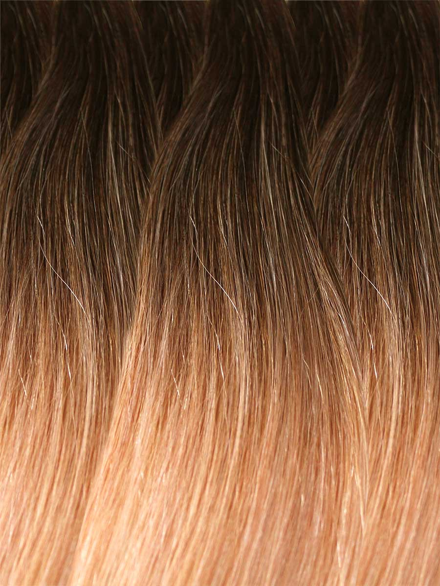 Image of Cinderella Hair's Balayage Hair Extension's BA11 Colour Swatch