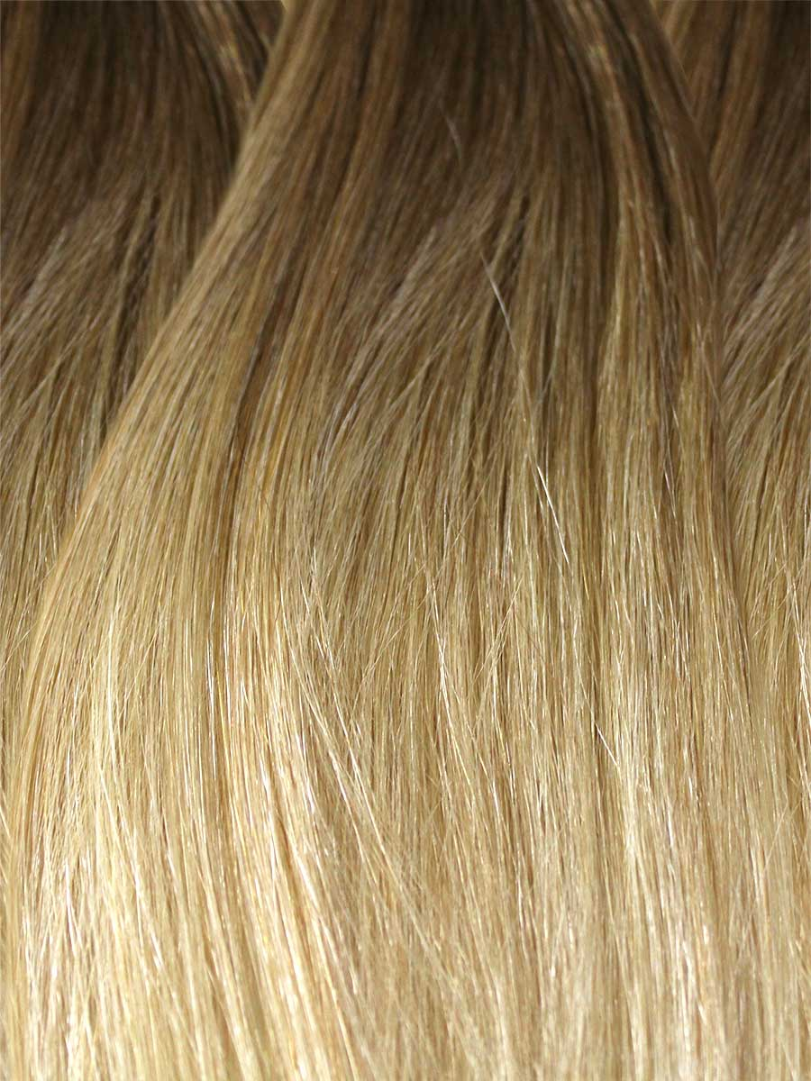 Image of Cinderella Hair's Balayage Hair Extension's BA2 Colour Swatch