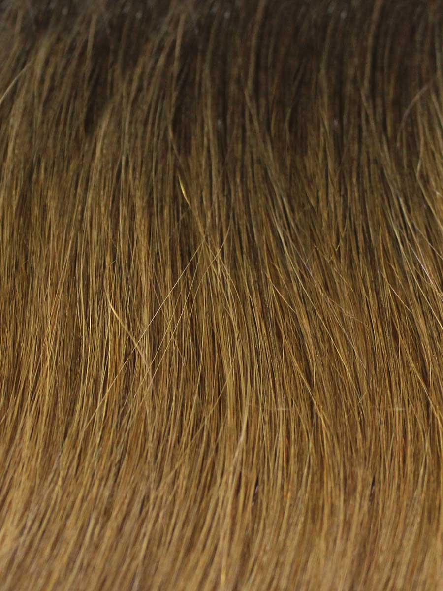 Image of Cinderella Hair's Balayage Hair Extension's BA3 Colour Swatch