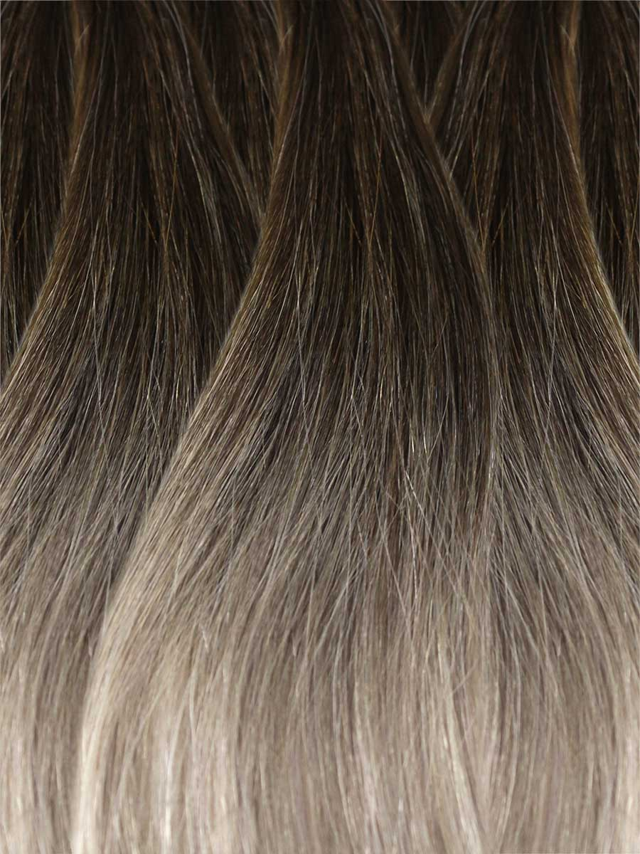 Image of Cinderella Hair's Balayage Hair Extension's BA5 Colour Swatch
