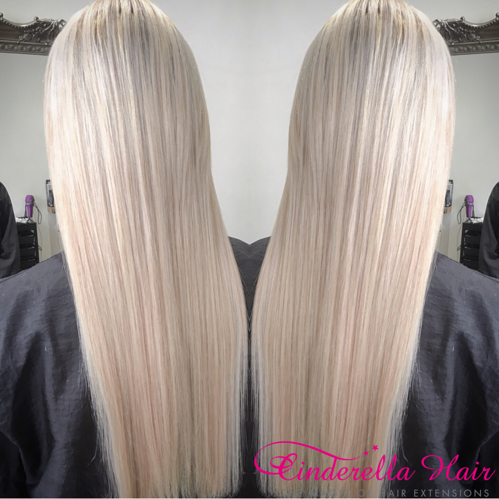 Cinderella Hair Extensions Before After 12 Cinderella Hair