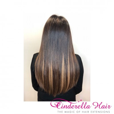 Image of Cinderella Hair Micro Ring Hair Extensions
