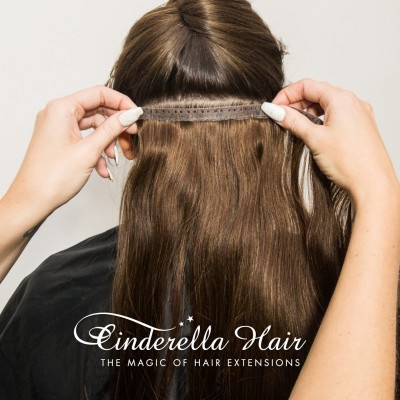 Image of Cinderella Hair Extensions Hair Extension Beginners Guide