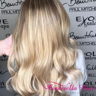 Image of Cinderella Hair Pre-Bonded Hair Extensions