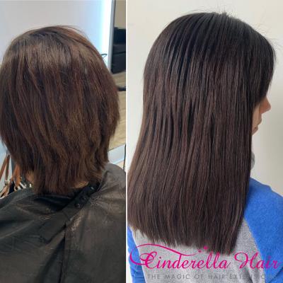 Image of Cinderella Hair Pre Bonded Hair Extensions
